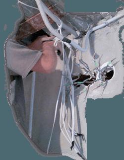 Ремонт электрики в Осинниках